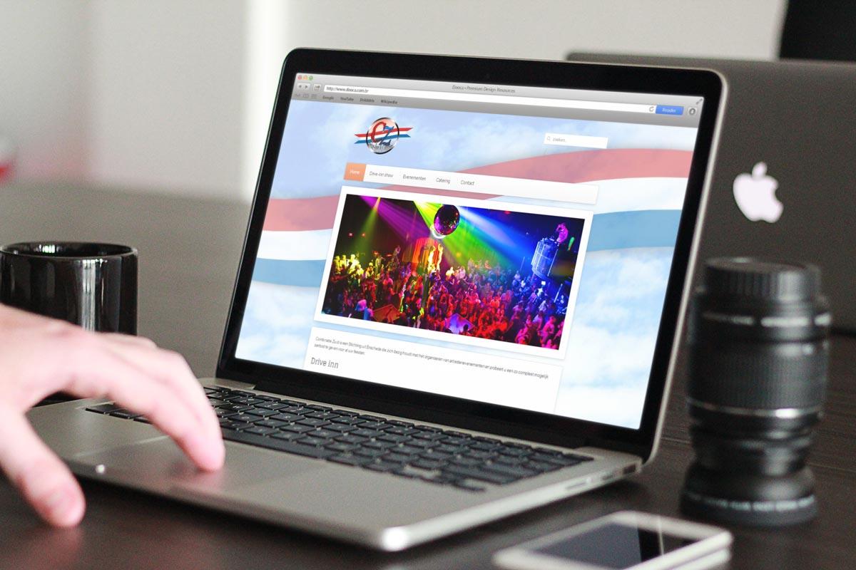 Website van Combinatie zuid