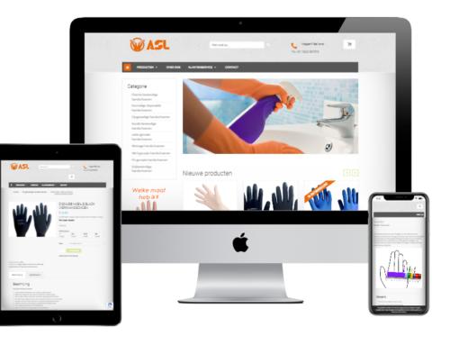 Dignus werkhandshoenen webshop