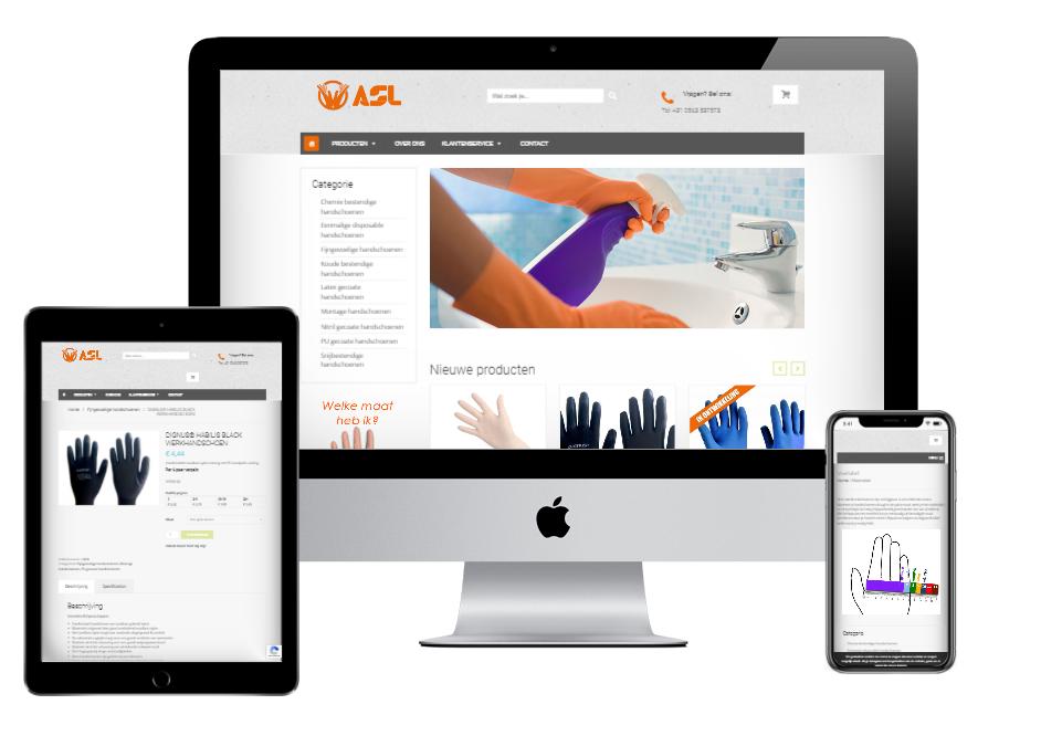Dignus Werkhandschoenen webshop