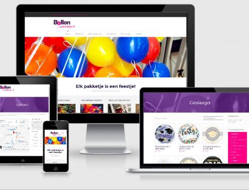 Ballonnenpakketje Winterswijk