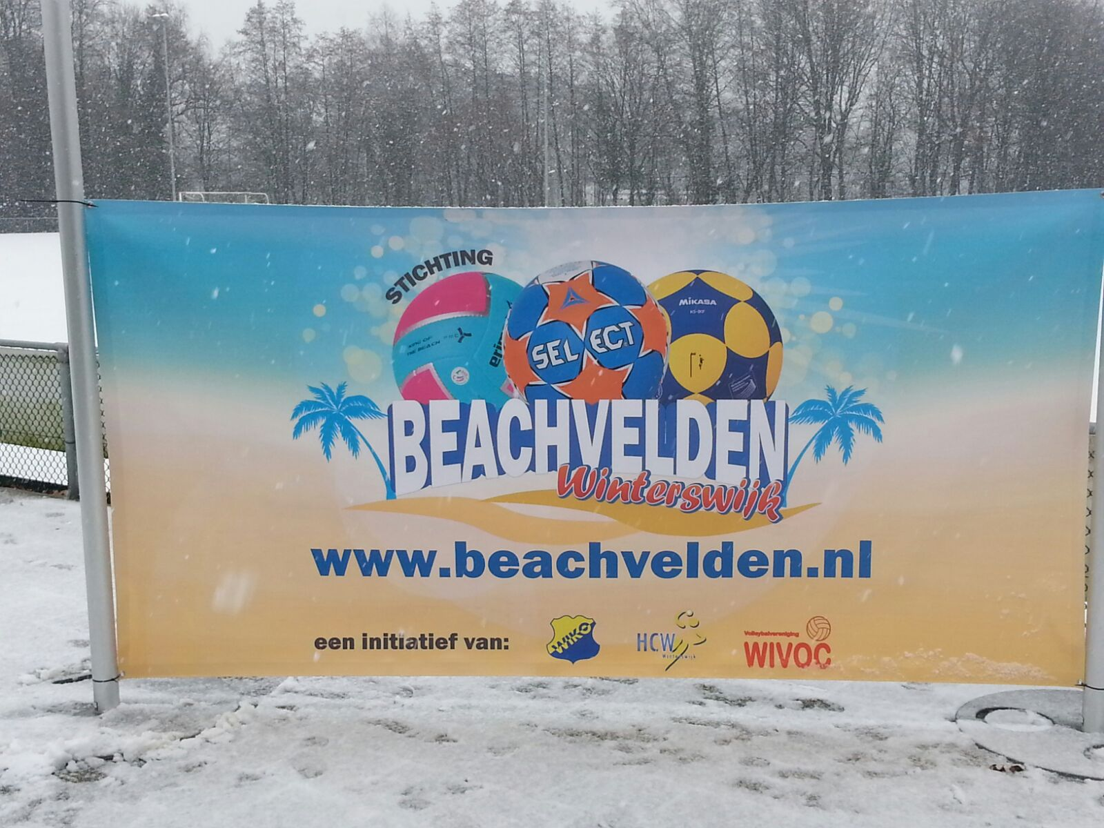 Banner beachvelden Winterswijk
