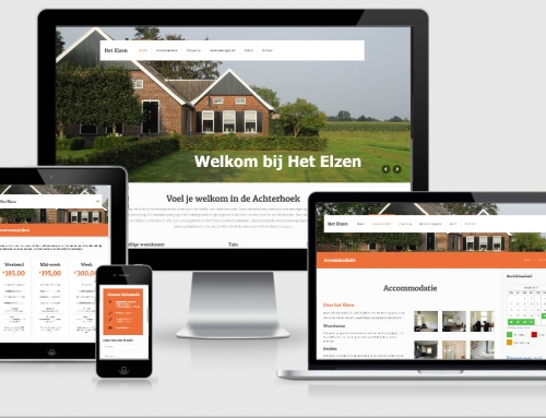 Vakantiewoning 'Het Elzen' Winterswijk-Woold