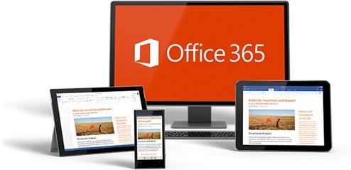 Microsoft 365 mailbox (voorheen Office365)