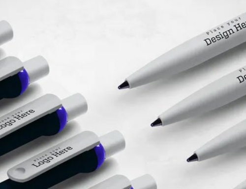 Bedrukte pennen met logo. Waarom is het zo populair?