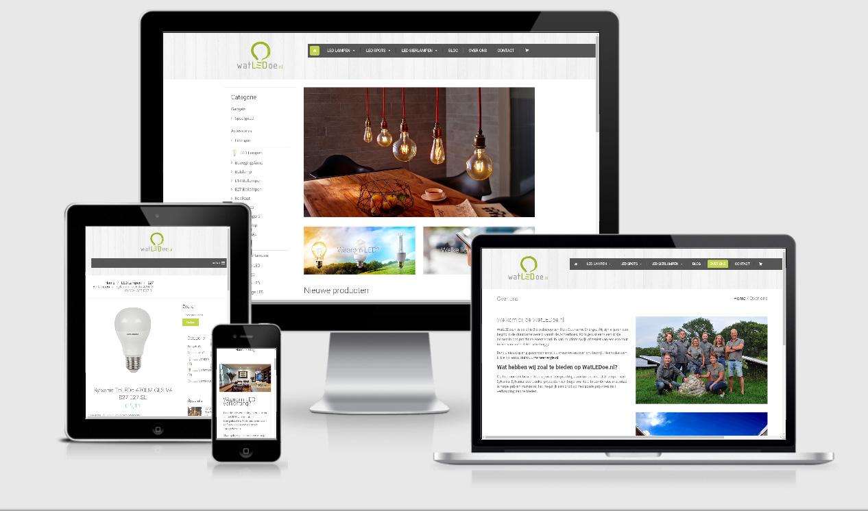 Webshop WatLedOE! Winterswijk
